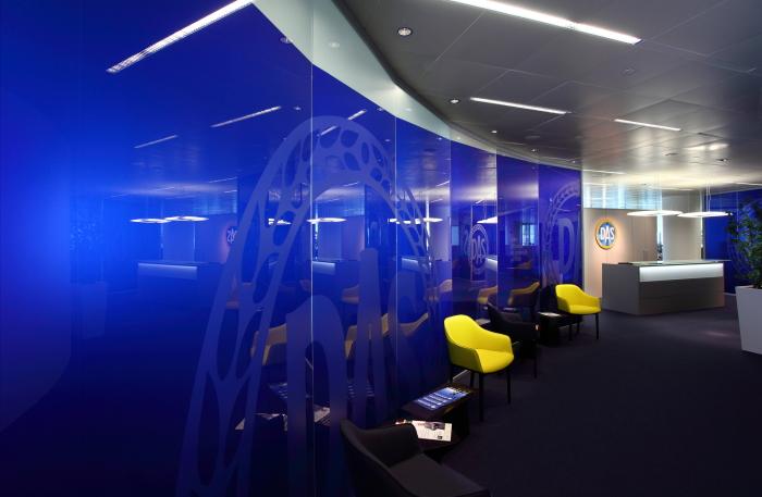Nuevas oficinas DAS