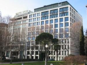 Sede de Santalucía en Madrid