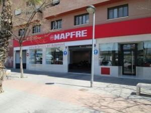 Centro del Automóvil de Mapfre en Alicante