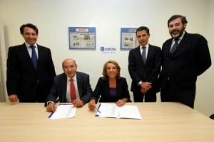 Caser firma un acuerdo con el hospital quir n campo de gibraltar seguros tv blog seguros tv blog - Caser seguros malaga ...