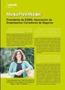 E2000 entrevista monica pons