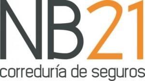 NB21 logo