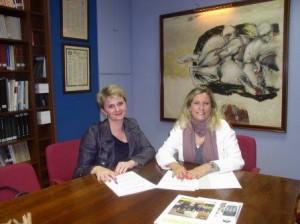 EL Colegio de Madrid firma un convenio con ACE
