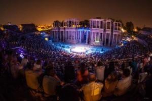 Reale Seguros, diez aos apoyando el Festival de Merida