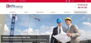 Asefa nueva web