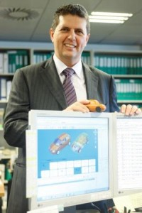 Javier Velasco, director general de Audatex