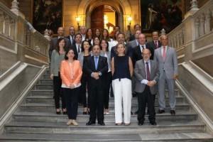 Zurich entrega diplomas ILF