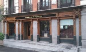 Arquia sede Barquillo VMZ