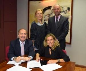 Seguros Tv acuerdo Colegio Madrid 2015