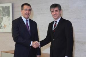 Allianz Jose Luis Ferre e Ivan de la Sota