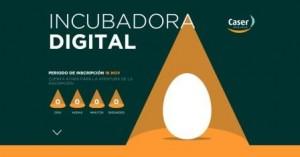 Caser incubadora digital