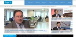 Europ Assistance Juan Carlos video
