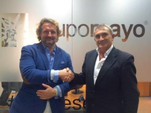 Grupo Mayo Firma Antonio Casado
