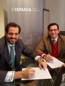 Colegio Malaga acuerdo Hispania dic 15