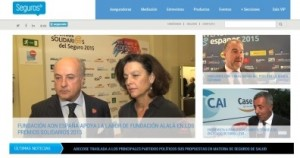 Fundacion AON Espana Premios Solidarios video