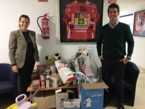 Pont Grup donacion Navidad 2015
