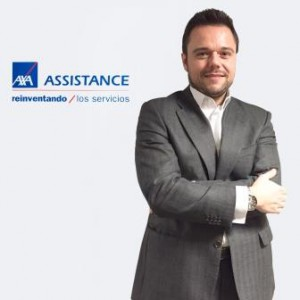Axa Assistance Carlos Perello - Travel Manager AXA Assistance ene 16