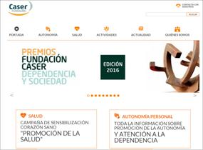Caser nueva web fundacion ene 16