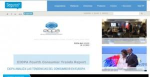 EIOPA informe canal ene 16