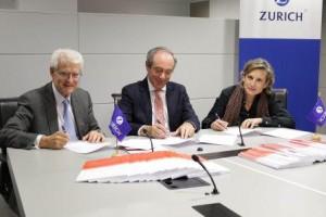 Zurich Firma acuerdo UB Zurich ene 16
