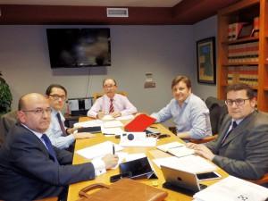 Consejo General Reunion Comision de Agentes feb 16