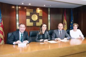 Colegio Valencia acuerdo Segurcaixa adeslas mar 16