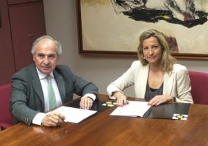 Colegio de Madrid acuerdo Pluvia Risk mar 16