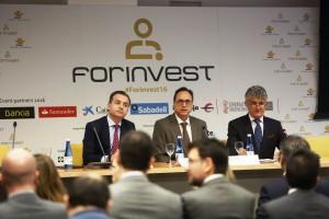 Forinvest 2016 inauguracion mar 16