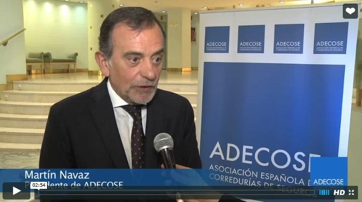 ADECOSE entrevista Martin Navaz premios abr 16
