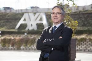 AXA Jean-Paul Rignault CEO abr 16