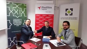 Colegio Granada acuerdo Plus Ulta abr 16