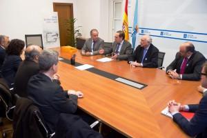 Fundacion Inade reunion conselleiro facenda abr 16