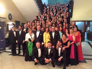 Grupo PACC cena de gala 2016 abr 16