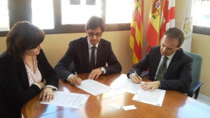 Liberty acuerdo Colegio Huesca abr 16
