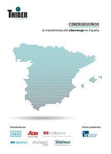 Thiber primer estudio Ciber riesgos Spain abr 16
