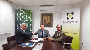 Colegio Granada acuerdo Sanitas may 16