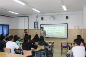 Colegio Malaga jornada coles may 16