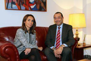 Colegio Valencia visita de Mutua propietarios may 16