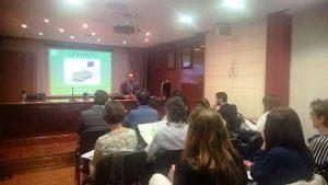 Colegio Zaragoza jornada Ofesauto may 16