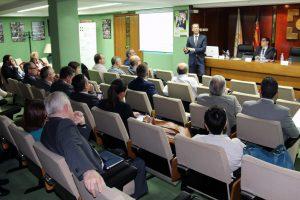 Colegio de Valencia jornada agentes may 16