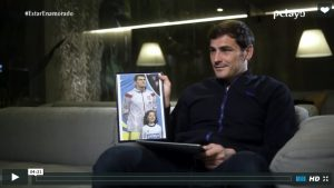 Pelayo Casillas video estar enamorado may 16