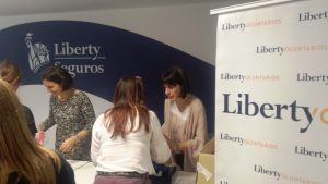 Liberty Mercadillo solidario jun 16