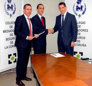 Colegio Coruna acuerdo Reale jul 16
