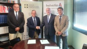 Colegios andalucia occidental acuerdo Helvetia jul 16