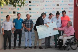Marsh VI Torneo Benefico Padel AVM jul 16