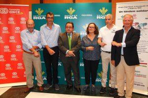 Seguros RGA iniciativa solidaria Fundacion Once ago 16