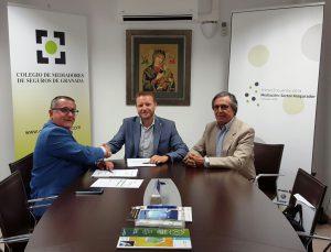 Colegio Granada acuerdo DKV sep 16