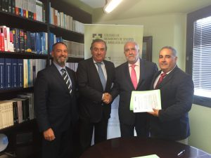 Colegios andalucia occidental acuerdo FIATC sep 16