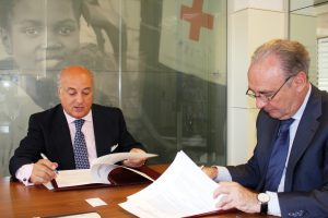 Fundacion Aon acuerdo Cruz Roja sep 16