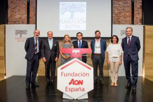 Fundacion aon torneo golf sep 16